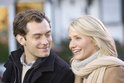 Jude Law and Cameron Diaz in The Holiday. Columbia Pictures/Nancy Meyers