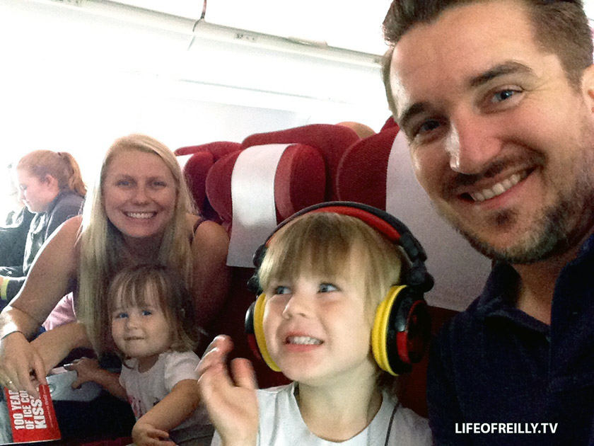 How to survive a long-haul flight with babies and toddlers